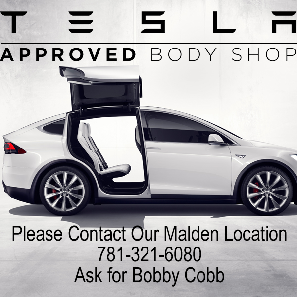 Tesla Certification | Today's Collision